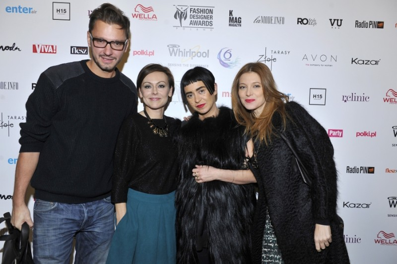 Mikołaj Komar, joanna  Sokołowska-Pronobis, Agnieszka Maciejak, Ada Fijał