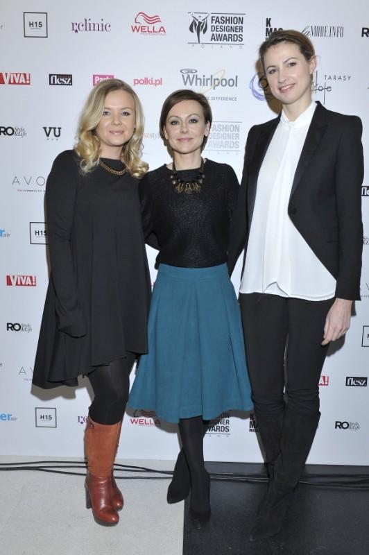 Sylwia Pilch (PR & Advertising Manager Avon) , Joanna Sokołowska-Pronobis, Zofia Ragankiewicz