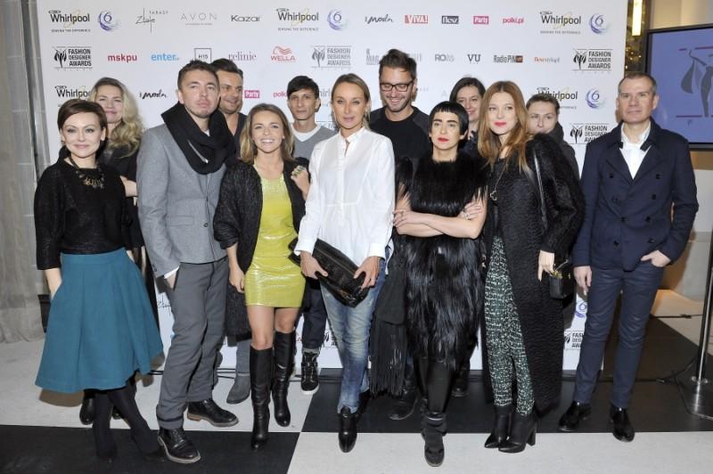 jury 6. edycji Fashion Designer Awards